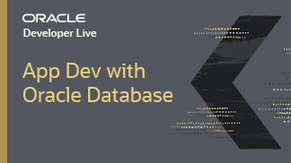 Oracle Developer Live: Java Innovations